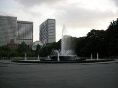 日比谷公園噴水