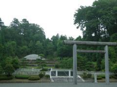香淳皇后武蔵野東陵