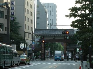 増上寺 芝大門
