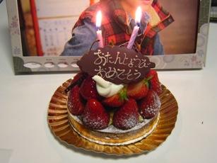 happy birthday☆ヨコ
