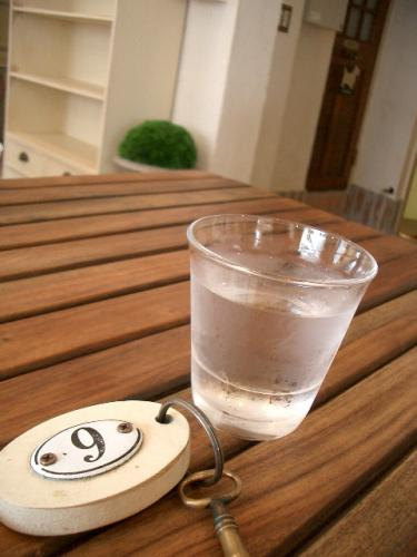 ガレットリア、水と鍵