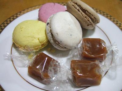 菓子の家マカロン