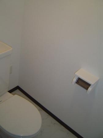 ハイツオーク205トイレ