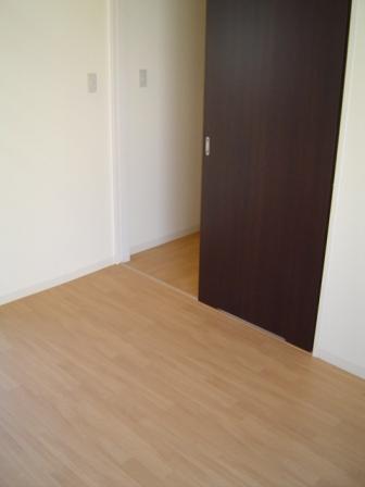 ツインキューブ205洋室②