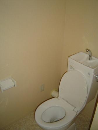 ツインキューブ205トイレ