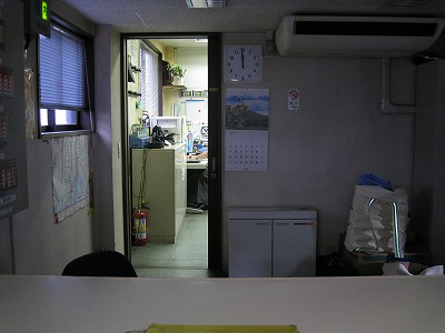 事務室室内