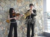 080506 バイオリン&HORN