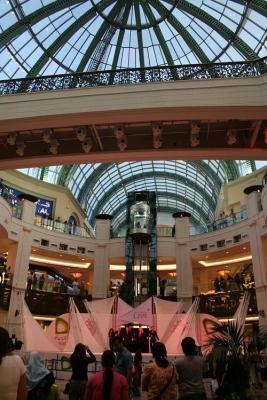 世界最大級のショッピングモール