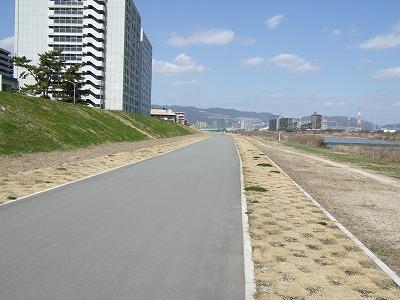 武庫川サイクリングロードその4