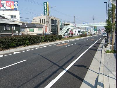 国道2号線