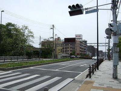 夙川国道2号線