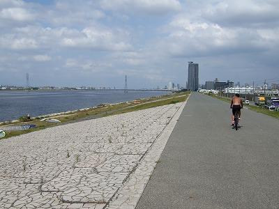淀川スーパー堤防