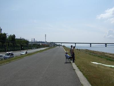 淀川スーパー堤防その2