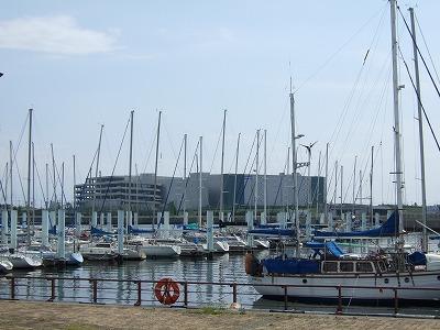 大阪北港ヨットハーバーその2
