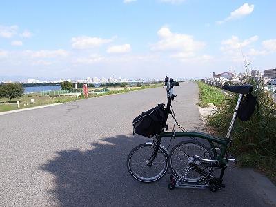 自転車通勤ルートその15