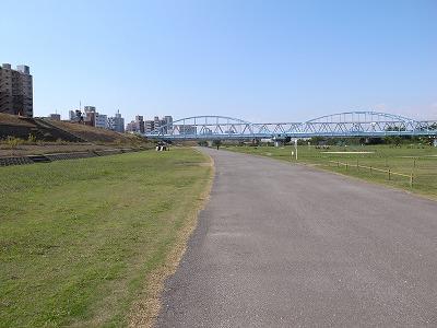 自転車通勤ルートその16