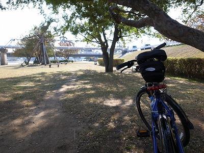 武庫川サイクリングロードその3
