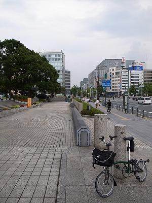 自転車通勤ルートその8