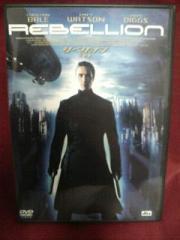 DVD「リベリオン」パッケ
