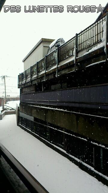 下雪了!!