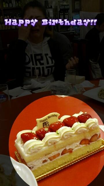 生日快樂~☆