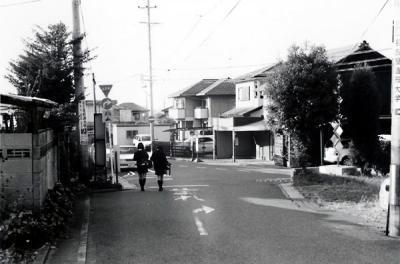 放課後の路