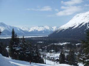 スキー場♪