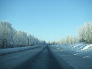 フェアバンクスへの道1