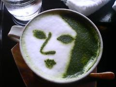 20070416抹茶カプチーノ