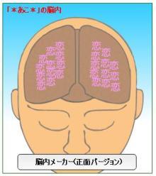 20071026 脳内メーカー正面