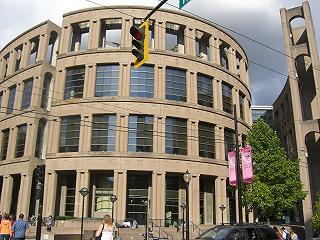 バンクーバー図書館