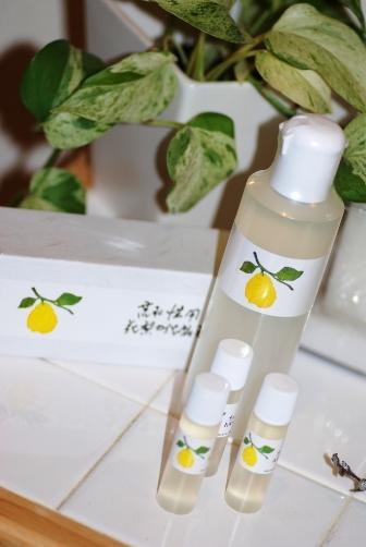 かりん化粧水