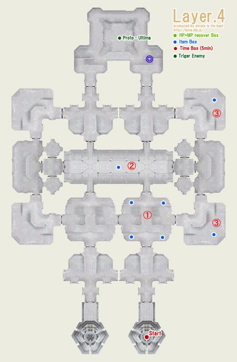 テメナス中央塔4階で、ある手間をかけるとここで、アルテマと戦えます^^v