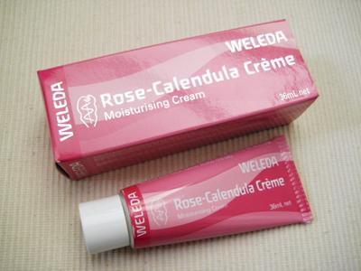 Weleda Rose Calendula