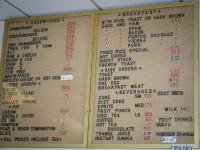 sunnyside menu