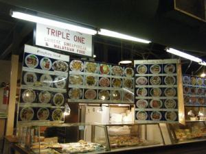 triple one