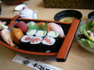 kunio sushi lunch sp