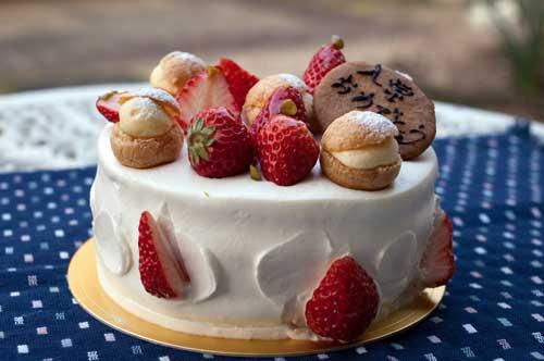 パティスリーマジック ケーキ