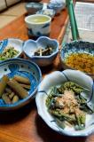三右エ門 山菜小鉢
