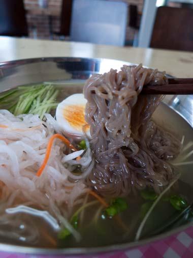 韓麺屋 冷麺の麺
