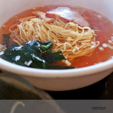 掛川四川 麺'sランチ ラーメン