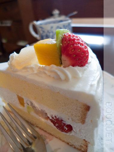 ブーケ フルーツケーキ