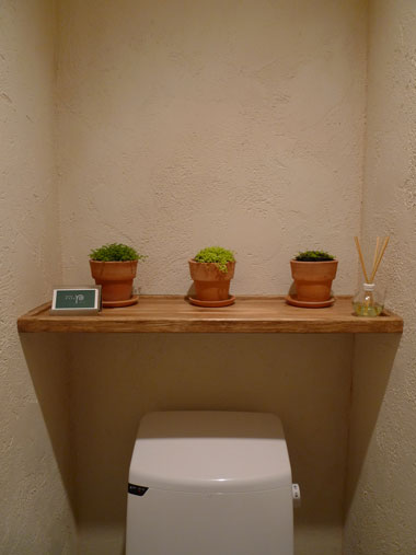 Cafe r トイレ