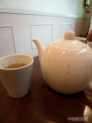 中国飲茶館 ジャスミン茶