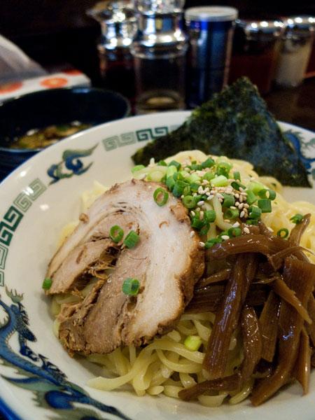 豚風亭 つけ麺