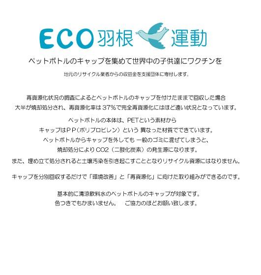 ECO羽根