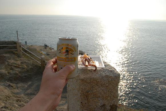 Beerと海