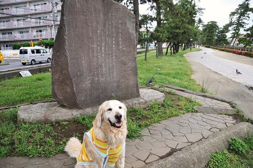 090608 171 松尾芭蕉文学碑
