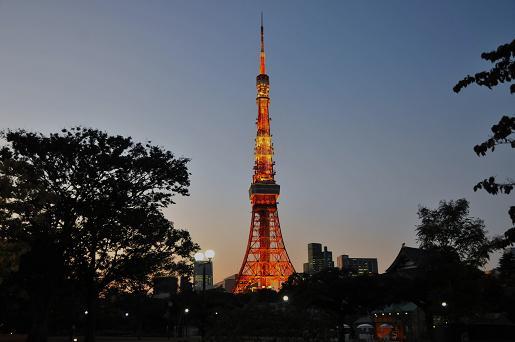 091107 145  東京タワー