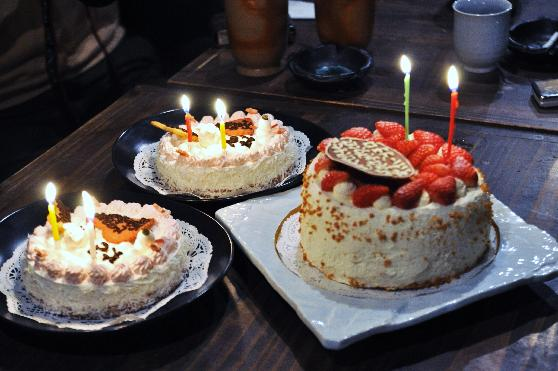 100111 283 バースデーケーキ